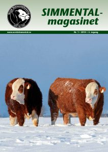 SIMMENTAL-magasinet – Nr. 1, 2014 – 5. årgang