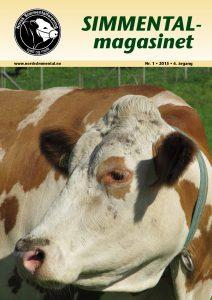 SIMMENTAL-magasinet – Nr. 1, 2015 – 6. årgang
