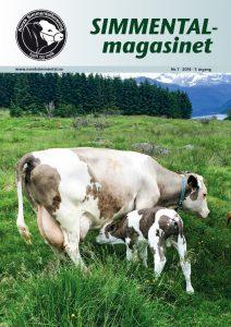 SIMMENTAL-magasinet – Nr. 1, 2016 – 7. årgang