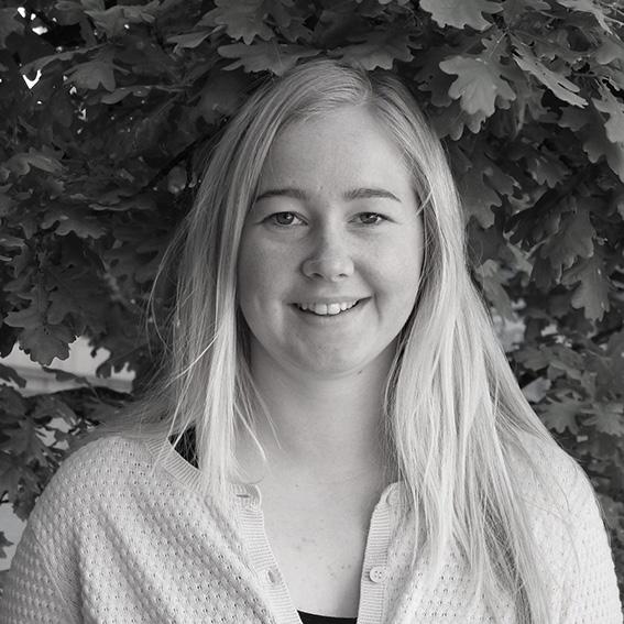 Julie Vaagaasar : Avlskonsulent