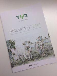 Nye avlsverdier publisert i bladbar oksekatalog på vår hjemmeside!