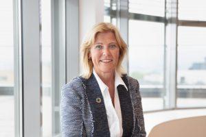 Konsernsjefen i Nortura, Anne Marit Panengstuen er stolt av at norsk storfekjøttproduksjon er bærekraftig